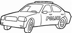 Ausmalbilder Polizeiauto National Enforcement Appreciation Day