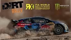 dirt 4 rallycross 4 zagrajmy w dirt rally fia world rallycross chionship 2 5k 60 fps