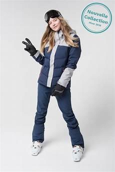 habillement ski femme