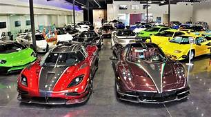Prestige Imports Hypercar And Supercar Heaven