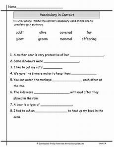 8 best images of printable map worksheets for 4th graders