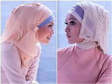 Trend Populer 18 Model Jilbab Instan Untuk Orang Gemuk