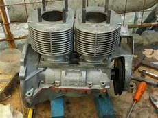 trabant motor and gear box renovation