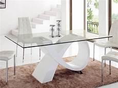 fresh white based dining white gloss dining table with curvy base kansas missouri