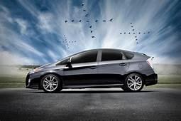 2011 Toyota Prius PLUS Performance Package Enhances