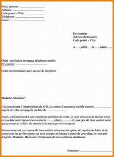 numero free pour resilier lettre resiliation mobile free modele de lettre type