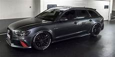 Jon Olsson Changes The Look Of His Audi Rs 6 Avant