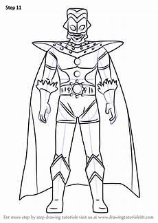 Mewarnai Ultraman X Gambar Mewarnai Gratis