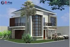Rumah Pojok Citraland Arsitek Rumah Tinggal Surabaya