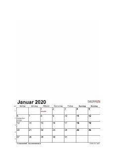 fotokalender 2020 als pdf vorlagen zum ausdrucken