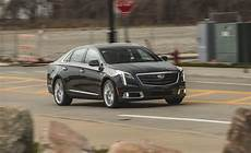 cadillac xts mpg 2018 cadillac xts in depth model review car and driver