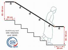 A Vz Din 18040 1 Treppen