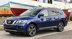 2017 Nissan Pathfinder Mid Cycle Refresh Does It Add