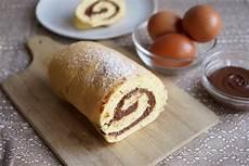 rotolo alla crema bimby ricetta rotolo alla nutella ingredienti preparazione e consigli puglia24news it