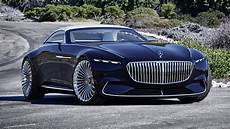 This Is The Vision Mercedes Maybach 6 Cabriolet Top Gear