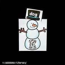 winter cvc worksheets 19980 snowman cvc word match with images cvc words winter literacy centers cvc activities