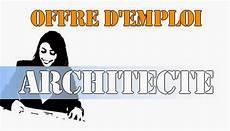 offre d emploi architecte du b 226 timent midi pyr 233 n 233 es