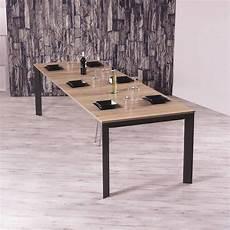 console transformable en table 78961 console extensible transformable en table en m 233 lamin 233 trek 4 pieds