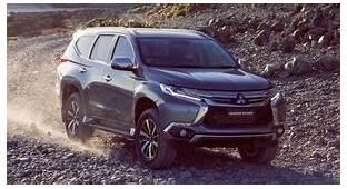Mitsubishi Pajero Price & Specs Review Specification