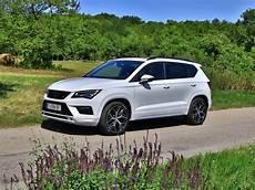seat neues modell fahrbericht mit den neuen seat modellen auto motor at
