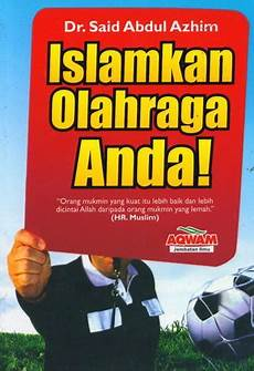 Buku Islamkan Olahraga Anda Toko Buku Bukukita