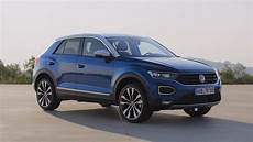 The New Volkswagen T Roc World Premiere Der Neue