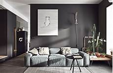 7 Inspirasi Ruangan Dengan Background Abu Abu