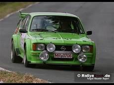 spezial opel kadett c coupe rallye hinterland