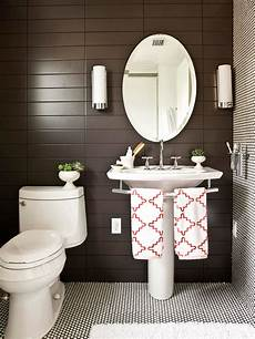Wall Ideas For A Bathroom by 25 Powder Room Design Ideas For Your Home