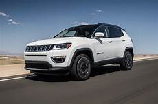 jeep compass suv 2017 jeep compass limited and trailhawk test review