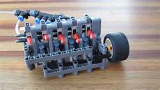 lego pneumatic engine 5 cylinder inline small cylinders
