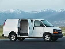 2006 Chevrolet Express 2500 Reviews Specs And Prices
