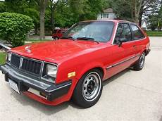 buy car manuals 1985 pontiac 1000 electronic toll collection looking back 1985 chevrolet chevette laserdisc promo