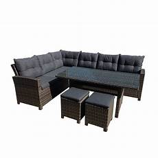 lounge set garten sitzlounge garten sch 246 n greemotion rattan lounge set