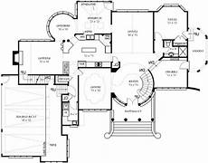 modern single storey house plans mansion single story mediterranean house plans fancy floor