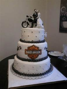 Harley Davidson Wedding Theme by 17 Best Images About Harley Wedding Cakes On