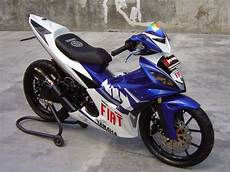 Modif Motor Jupiter Mx Warna by Jupiter Mx Modifikasi Warna Putih Thecitycyclist