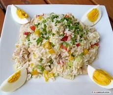 Reis Thunfisch Salat - vorspeisen w 252 rziger reis thunfisch salat www