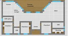 minecraft modern house floor plans minecraft floor plan simple modern house with 3 bedrooms