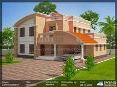 kerala model house plans with elevation kerala house elevation models 8 beautiful house