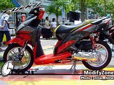 Modifikasi Vario 125 Pgm Fi by Modifikasi Motor Honda Vario Techno 125 Pgm Fi