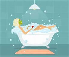 entspannen in der badewanne bath stock illustrations 6 126 bath stock