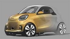 2020 smart fortwo forfour eq teasers preview