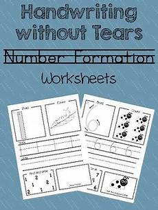 handwriting without tears cursive worksheets 22071 handwriting without tears number worksheets by ms