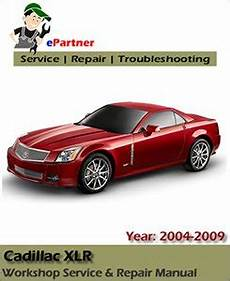 auto repair manual free download 2007 cadillac xlr v electronic valve timing cadillac xlr service repair manual 2004 2009 automotive service repair manual