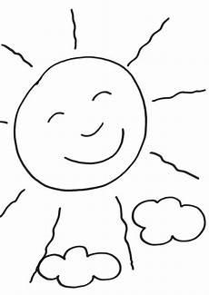Bilder Zum Ausmalen Sommer Kostenlose Malvorlage Sommer Sonne Ausmalen Zum Ausmalen