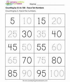 counting numbers to 100 worksheets 8046 skip counting and search on