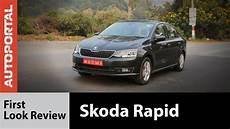 skoda rapid zubehör new skoda rapid look review autoportal