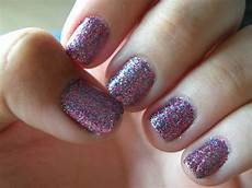 laura s nail art glitter nails