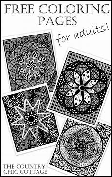 free coloring pages for adults 16671 25 free coloring pages the country chic cottage